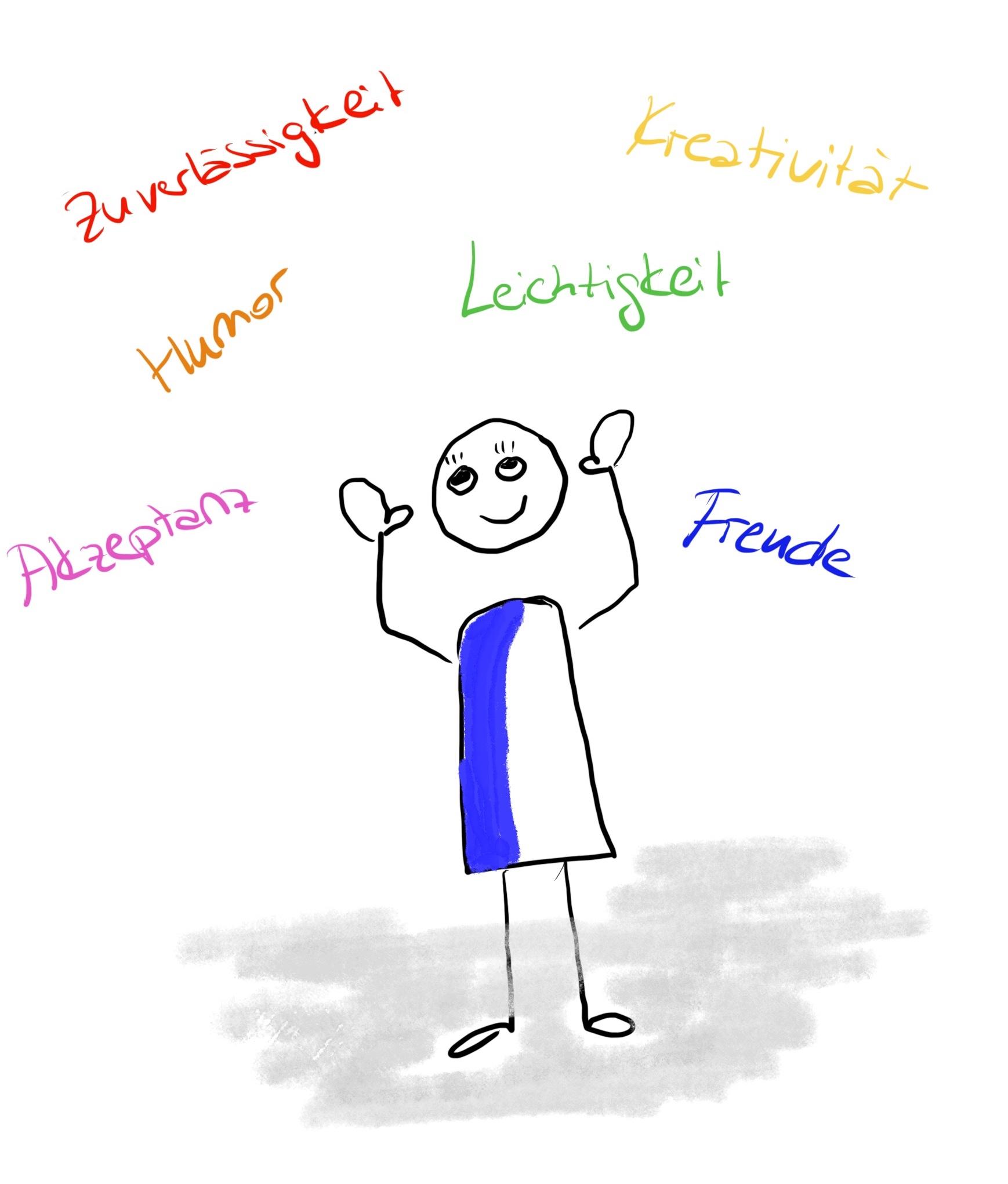 Jeder hat Werte und die Grundwerte sind unverhandelbar.